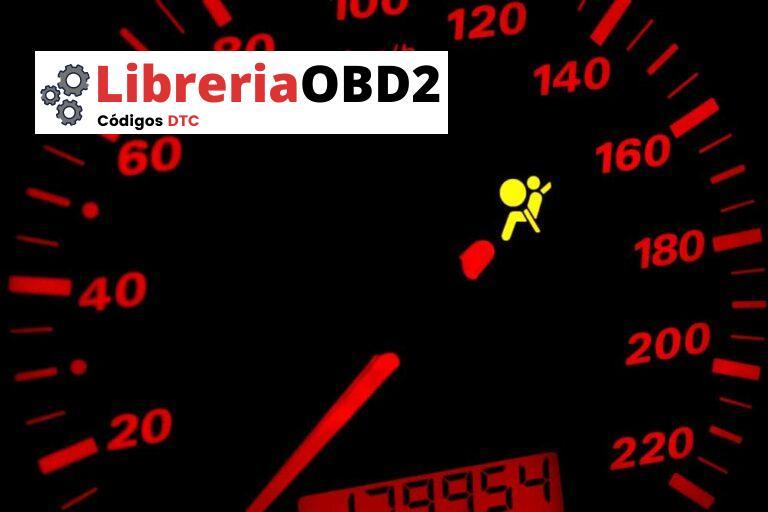 ¿Es seguro conducir con la luz del airbag encendida?