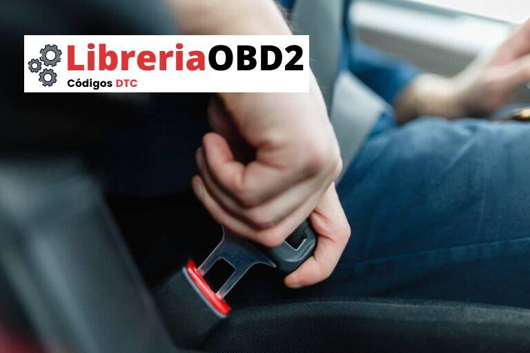 ¿Cómo arreglar una hebilla de cinturón de seguridad rota?