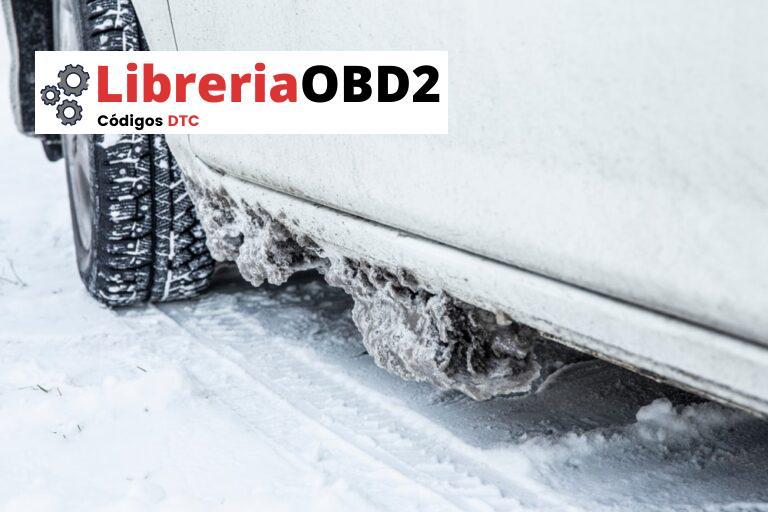 Cómo prevenir la oxidación en su automóvil este invierno