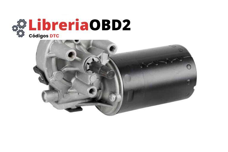Síntomas de un motor de limpiaparabrisas defectuoso y costo de reemplazo
