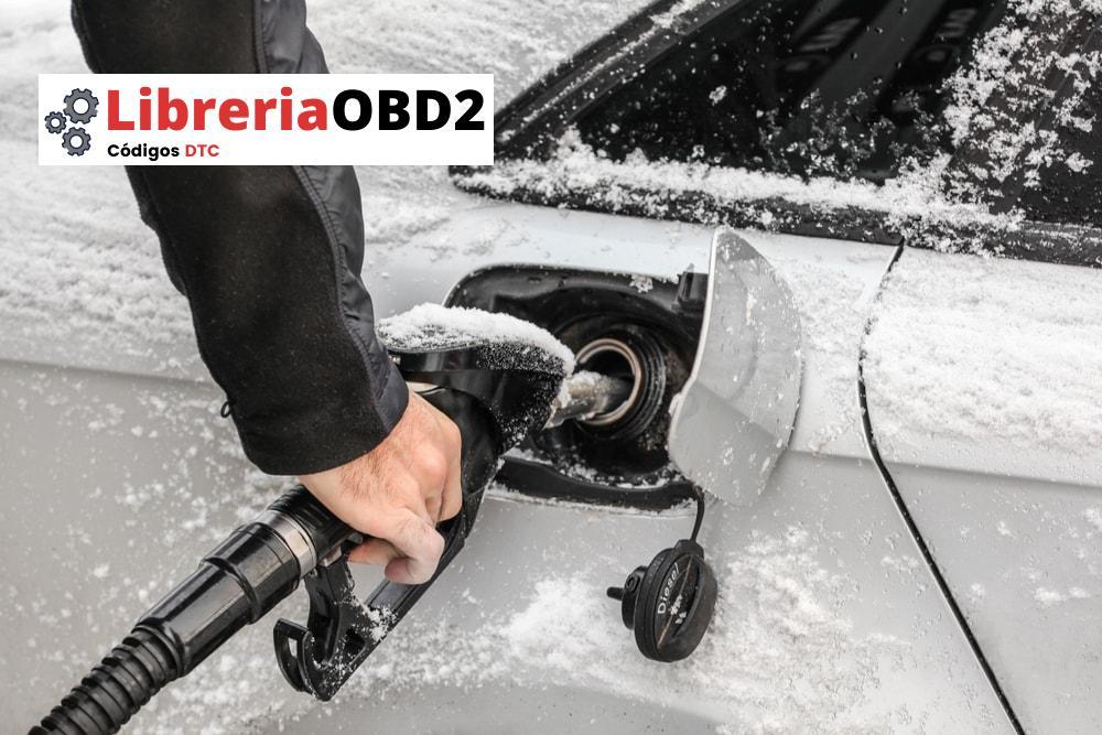Cómo prevenir la gelificación del combustible diesel