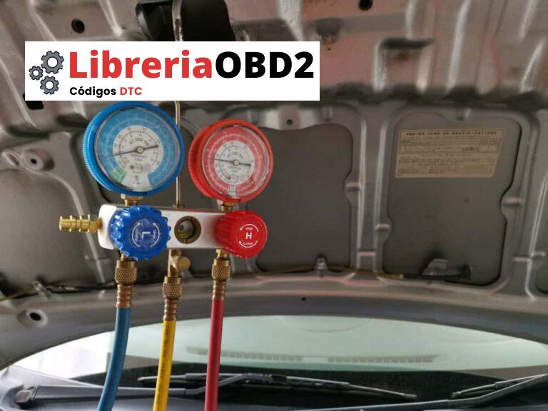 Conversión de R12 a R134a, información y piezas necesarias
